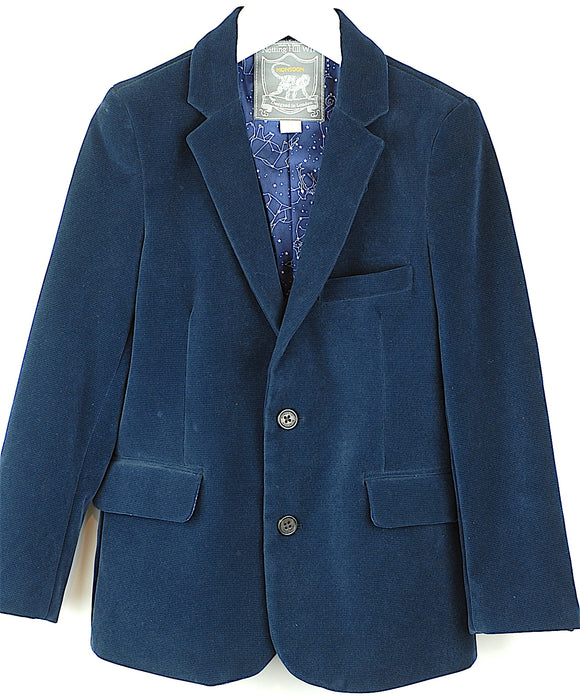 Monsoon Velvet Jacket Age 7-8