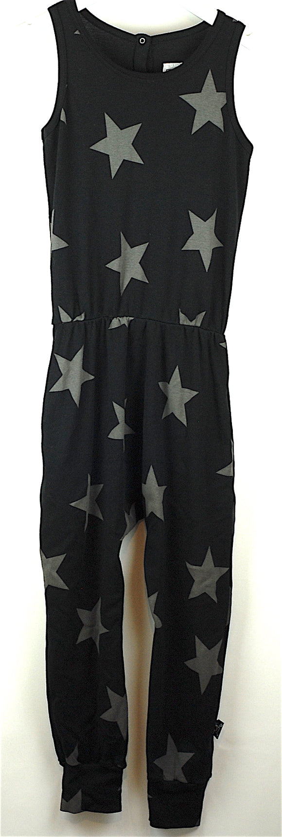 Nununu Black Star Jumpsuit