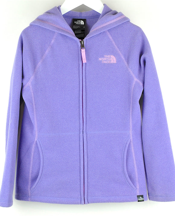 North Face Lilac Fleece Age 8-9