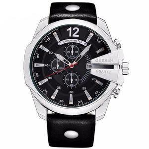 Curren Luxury Brand Men's  Quartz Watch