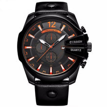 Load image into Gallery viewer, Curren Luxury Brand Men's  Quartz Watch