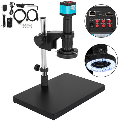 14mp Hdmi Microscope Industry Microscope 720p 30fps Usb Magnification Industries