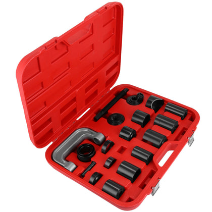 Top 21pc Ball Joint Auto Repair Tool Remover Installing Master Adapter Car Set