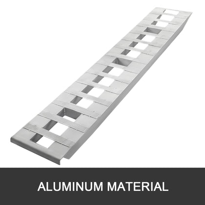 Aluminum Ramps Atv Ramps 84x13-inch 6000lbs For Loading Car Equipment
