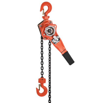 Lever Block Chain Hoist 3/4t 20ft Ratchet Type Come Along Puller Chain Lifter