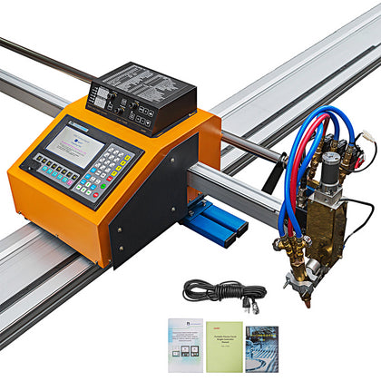 Portable Cnc Machine For Gas Flame/plasma Cutting Cnc Control System 63