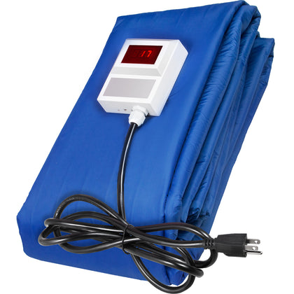4' X 5' Electric Blanket Temp Display For Concrete Anti-freezing,concrete Drying