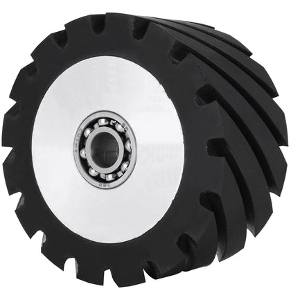Belt Grinder Rubber Wheel For 2