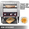 Avatoast Commercial Conveyor Toaster Restaurant Equipment Bread Bagel Food