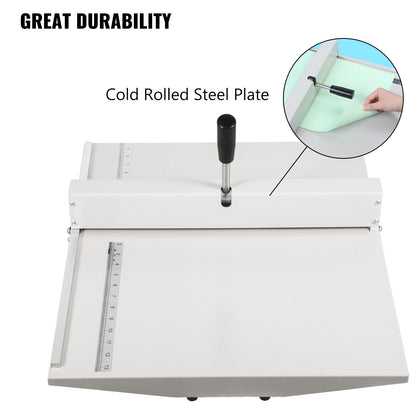 18 Manual Scoring Paper Creasing Machine A3 Paper Scorer Office Widely Trusted