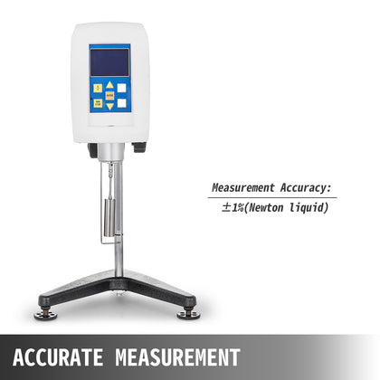 Snb1 Rotary Viscometer 10-2000000mpa.s Viscosity Tester Fluidimeter Printable
