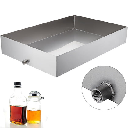 "Maple Syrup Boiling Pan 24"" X36""x 6""tig Welded Cooking Equipment Sap Evaporator"