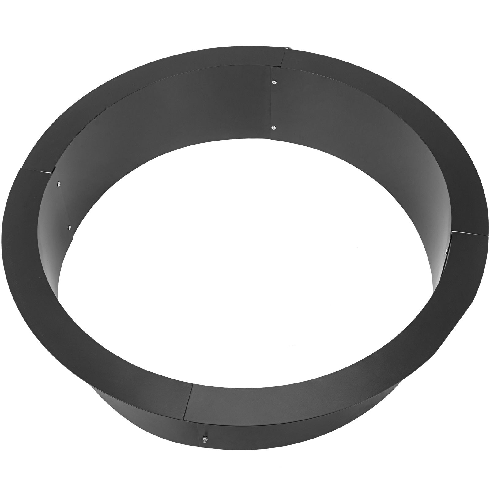 "Fire Pit Ring/liner Campfire Pit 36""outside Firepit Insert Home Use Liner Ring"
