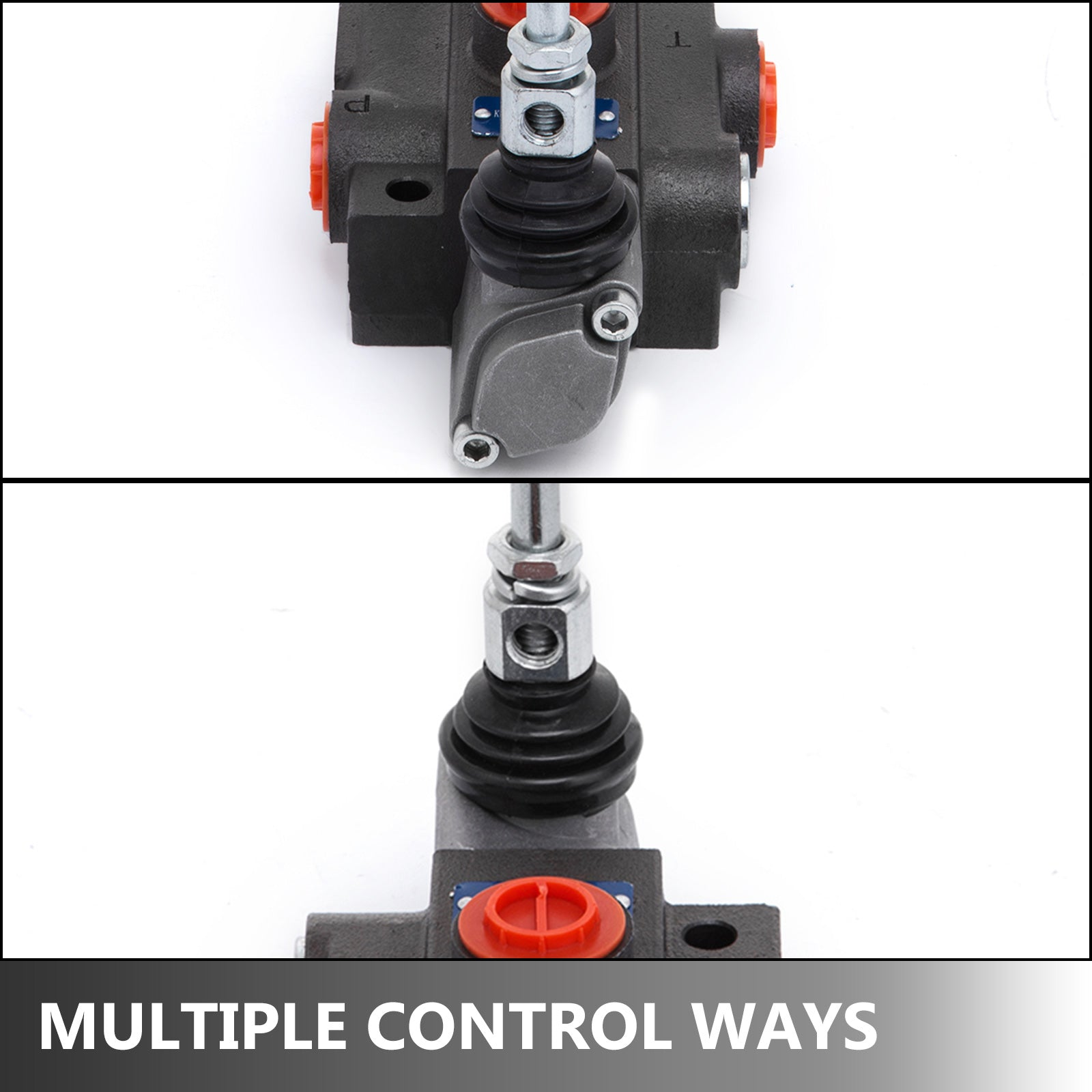 1 Spool Hydraulic Directional Control Valve 11 Gpm Monoblock Double Acting 11gpm