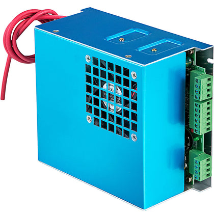 Laser Power Supply 40w For Co2 Laser Engraver Cutter 110v Laser Power Supplies