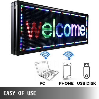 P10 Led Scrolling Sign 40