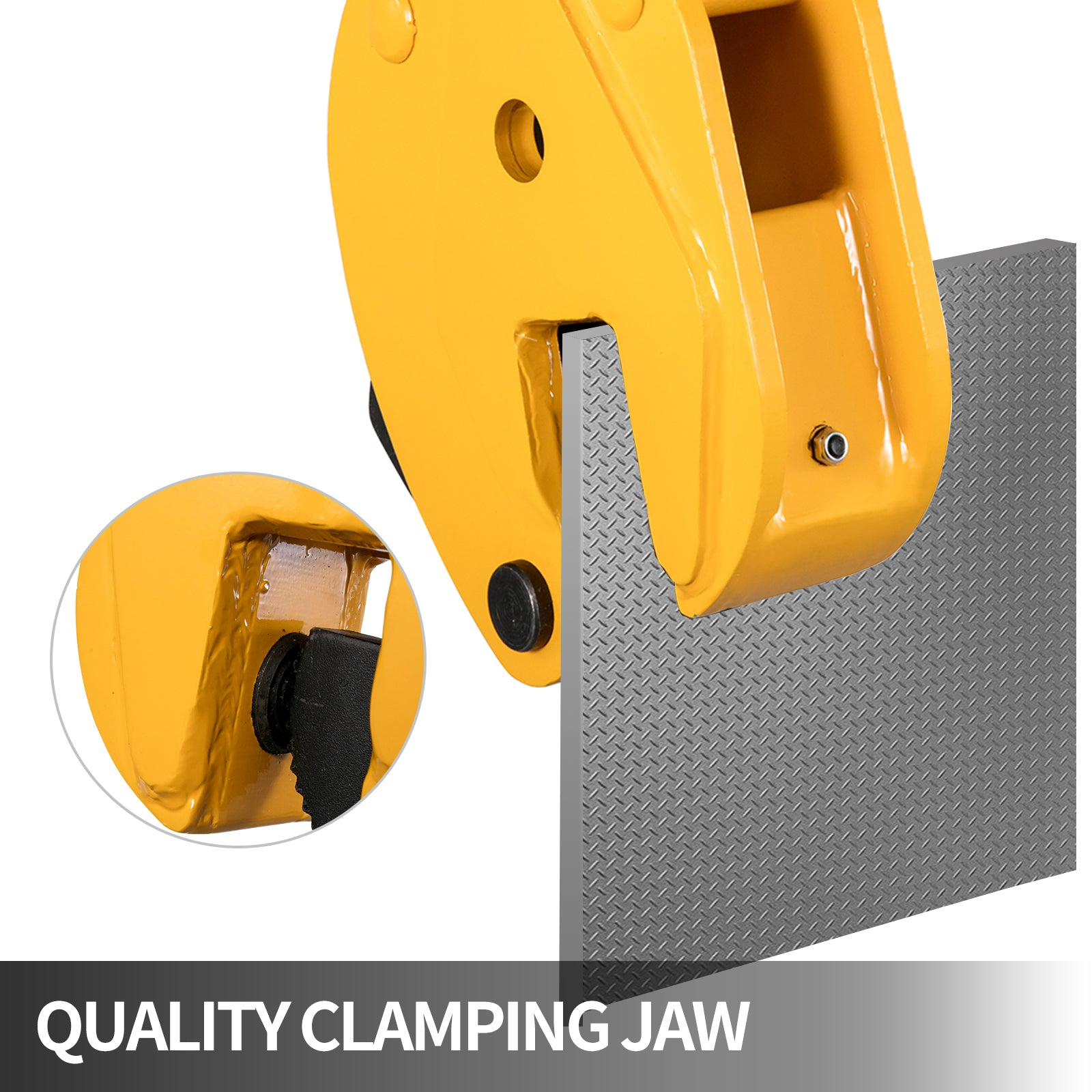 Lifting Clamp Vertical Plate Clamp 11000lbs/5t Industrial Steel Plate Clamp