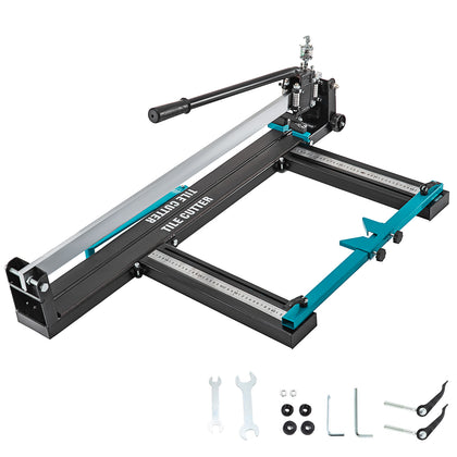 347738 Heavy Duty High Precision Manual Tile Cutter 800mm