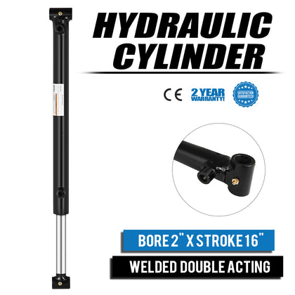 Hydraulic Cylinder Welded Double Acting 2