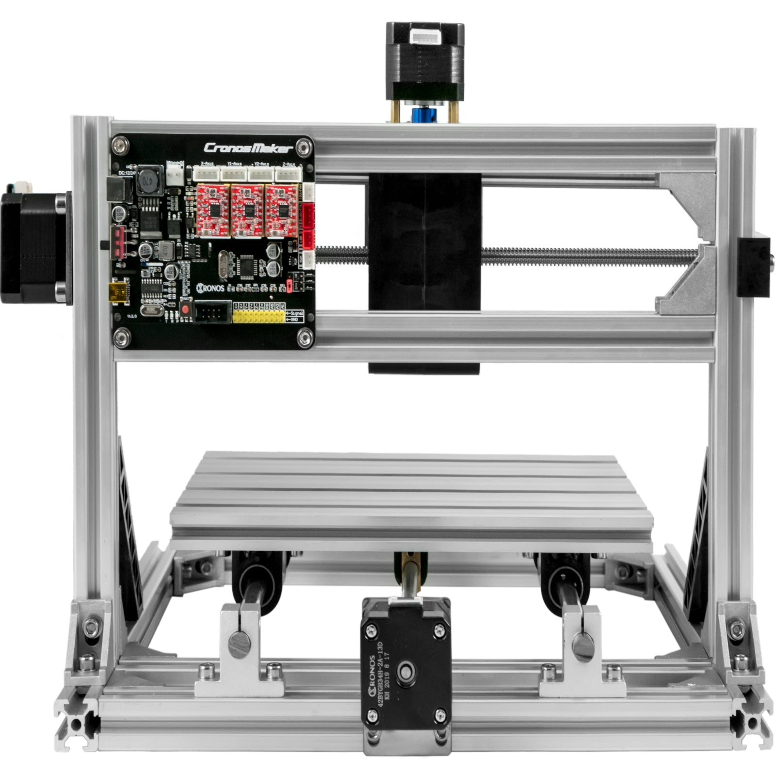 CNC Machine 1610 CNC Router With 500mw Laser Engraver & Offline Control