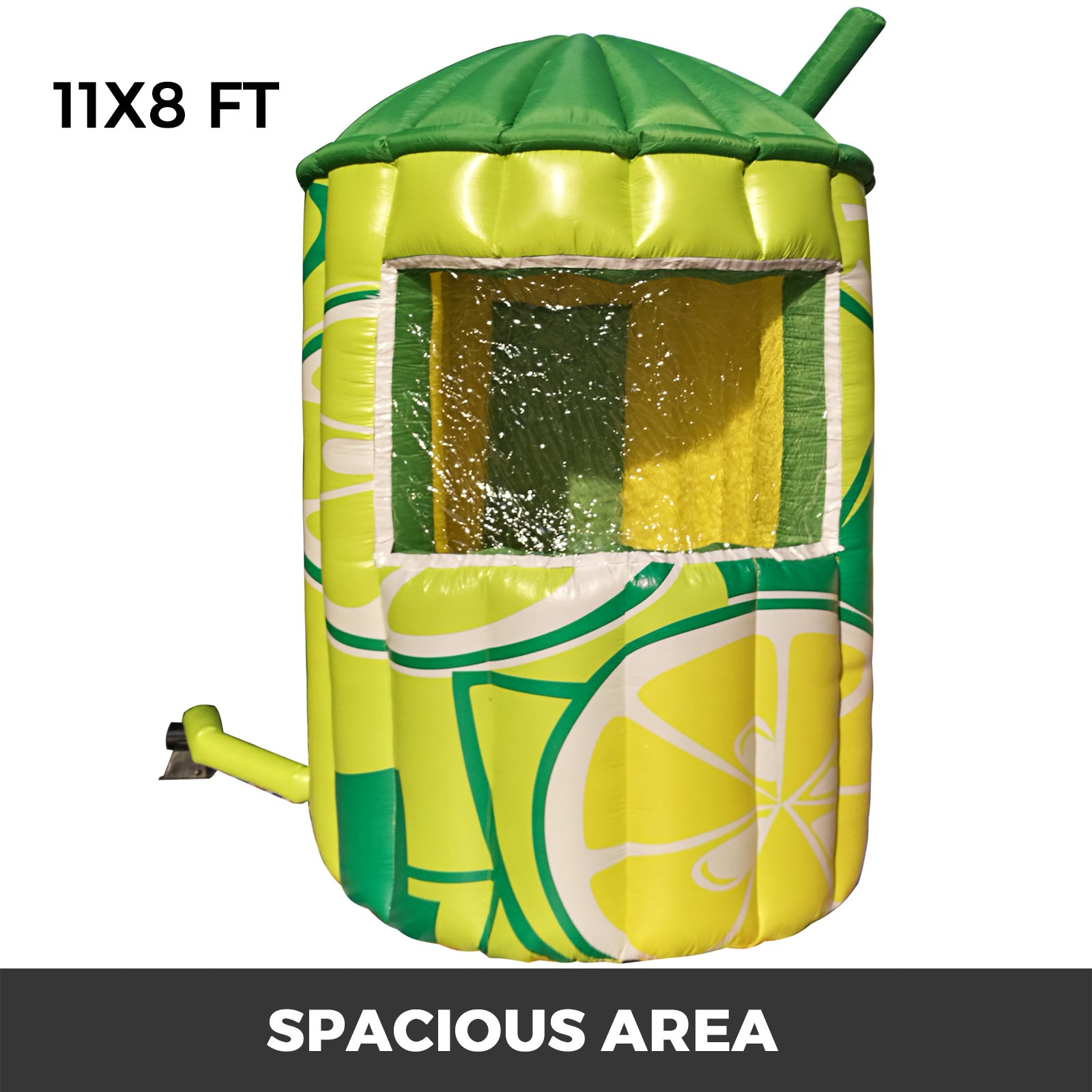 11ft.tall Commercial Inflatable Lemonade Concession Stand Event Drink Tent Booth