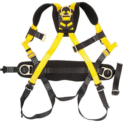 Fall Protection Safety Harness Workman Construction Side D Rings Standard Size
