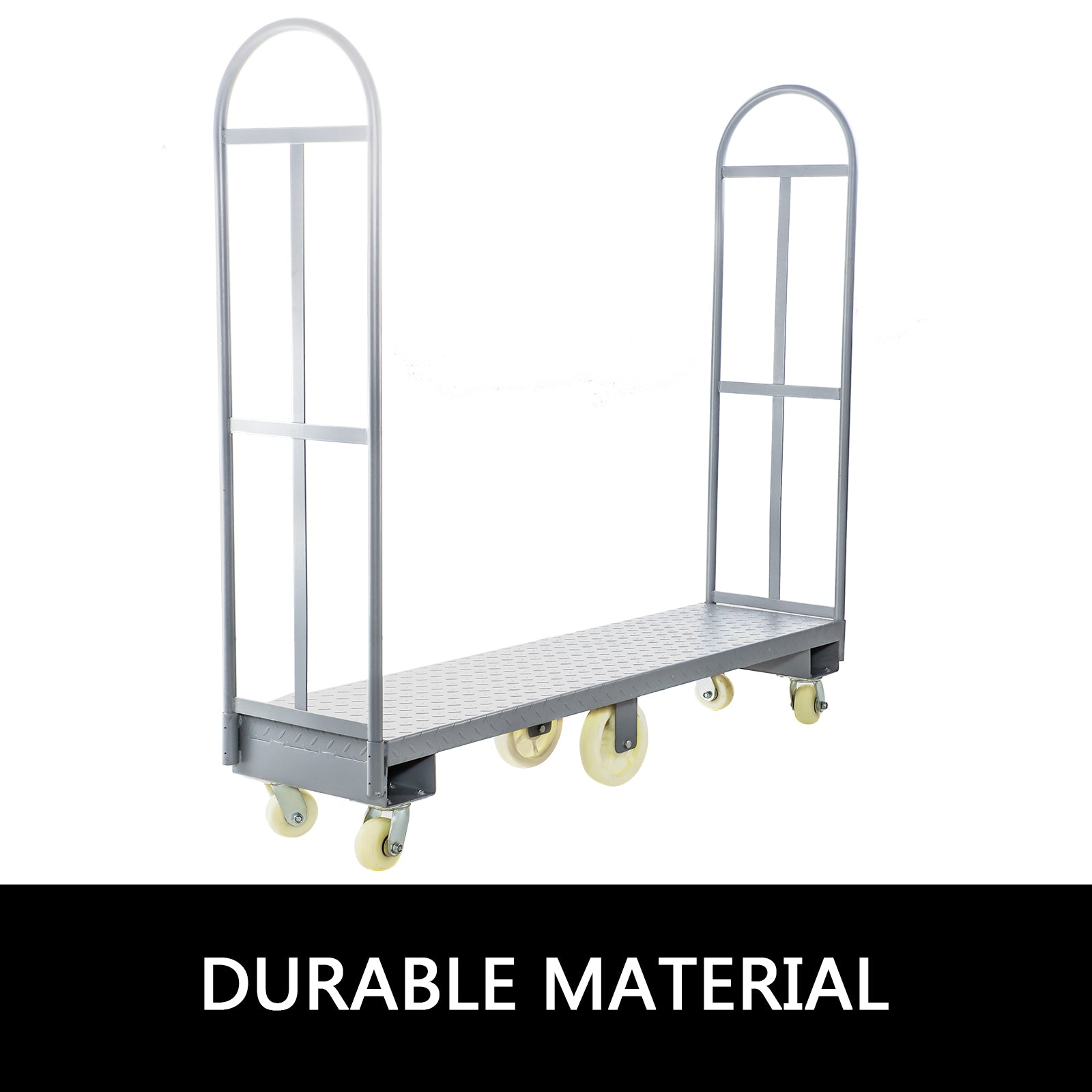 U-boat Utility Cart 60l*60h With Removable Handles And 2000lbs Capacity Steel