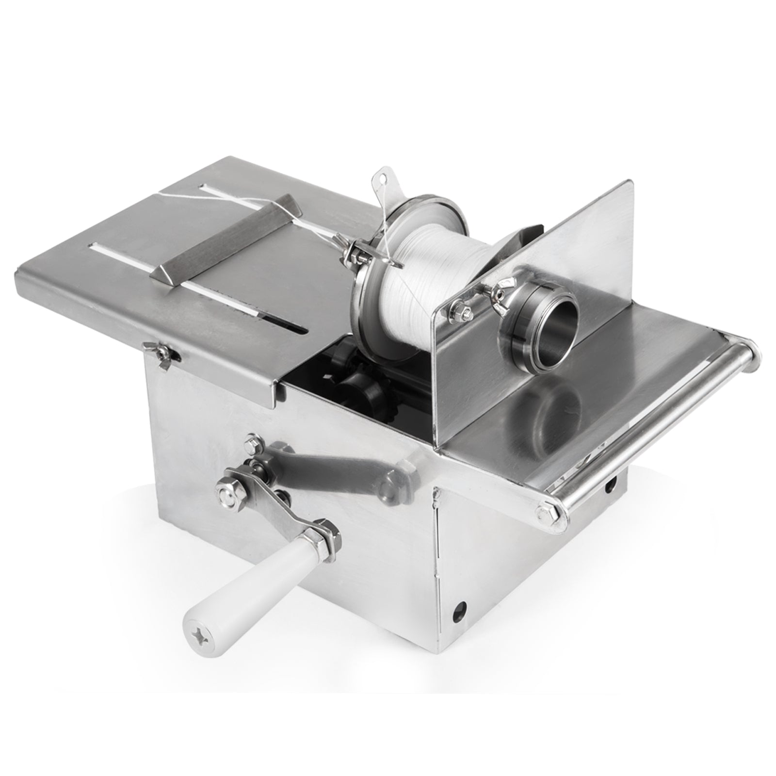 42mm Steel Sausage Tying Knotting Machine Hand-rolling Industrial Food Shop
