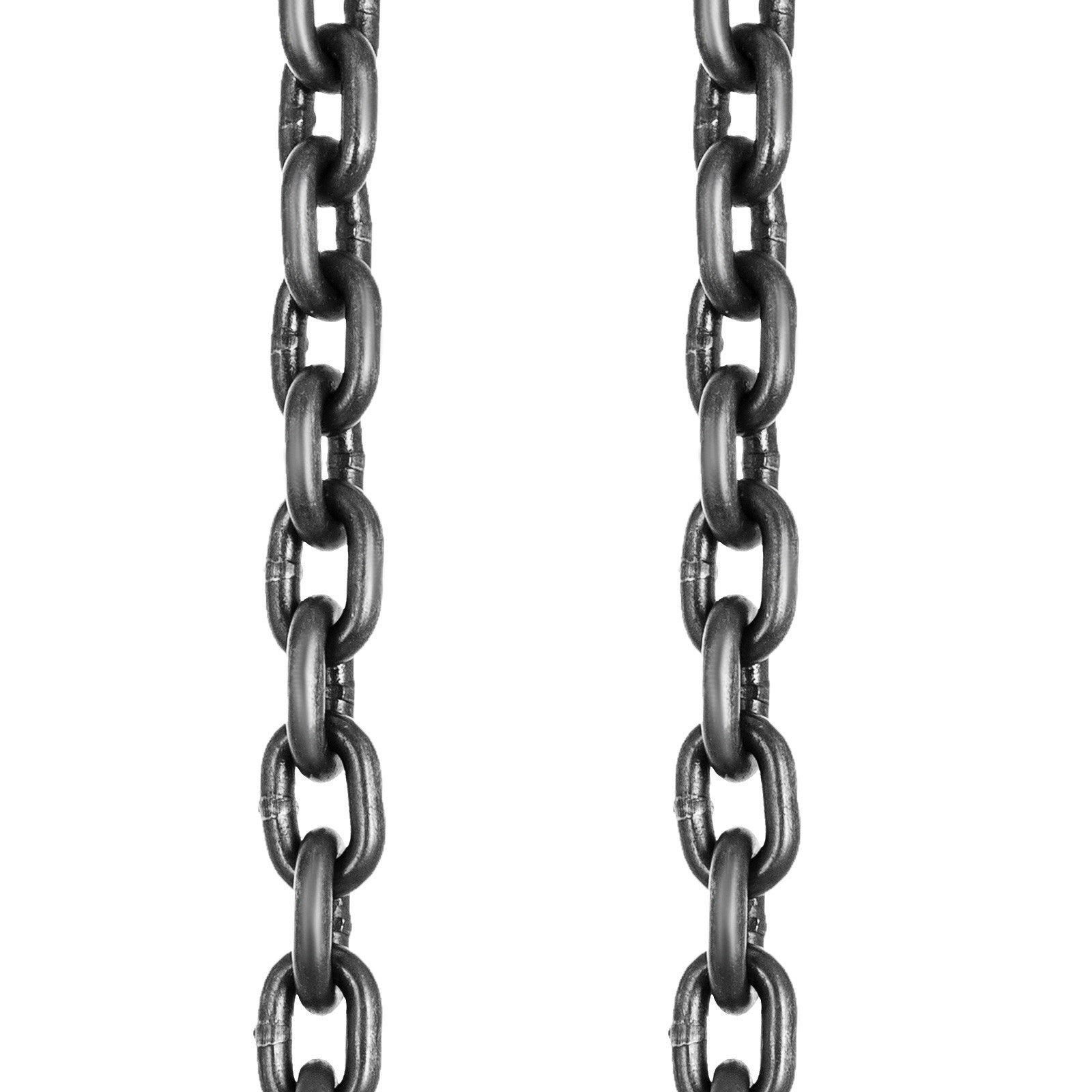 2/5 5ft G80 Lifting Chain Sling Double Leg
