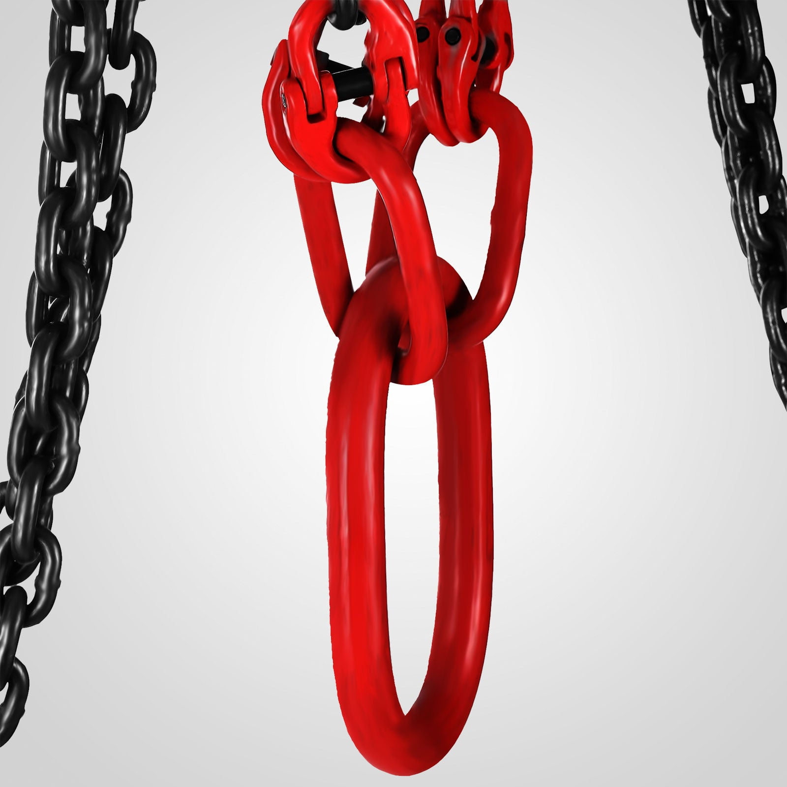 Chain Sling 5' 4 Legs With Sling Hooks Grade 80 Lifting Chain Sling