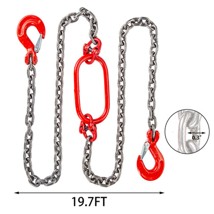 Chain Sling Double Leg Chain Sling 5/16