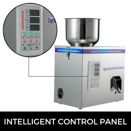 Particle Filling Machine Powder Filling Machine 2-50g Subpackage 180w
