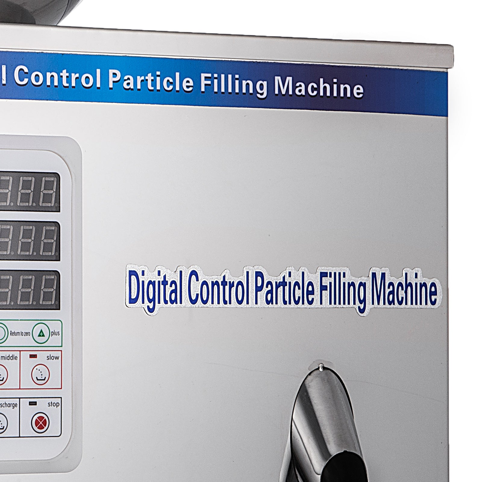 1-25g Particle Powder Subpackage Filling Machine Device Seed Control Cacao