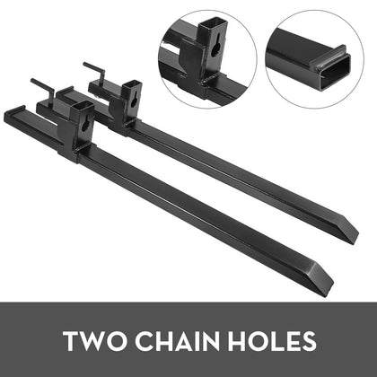 Clamp On Pallet Forks 30