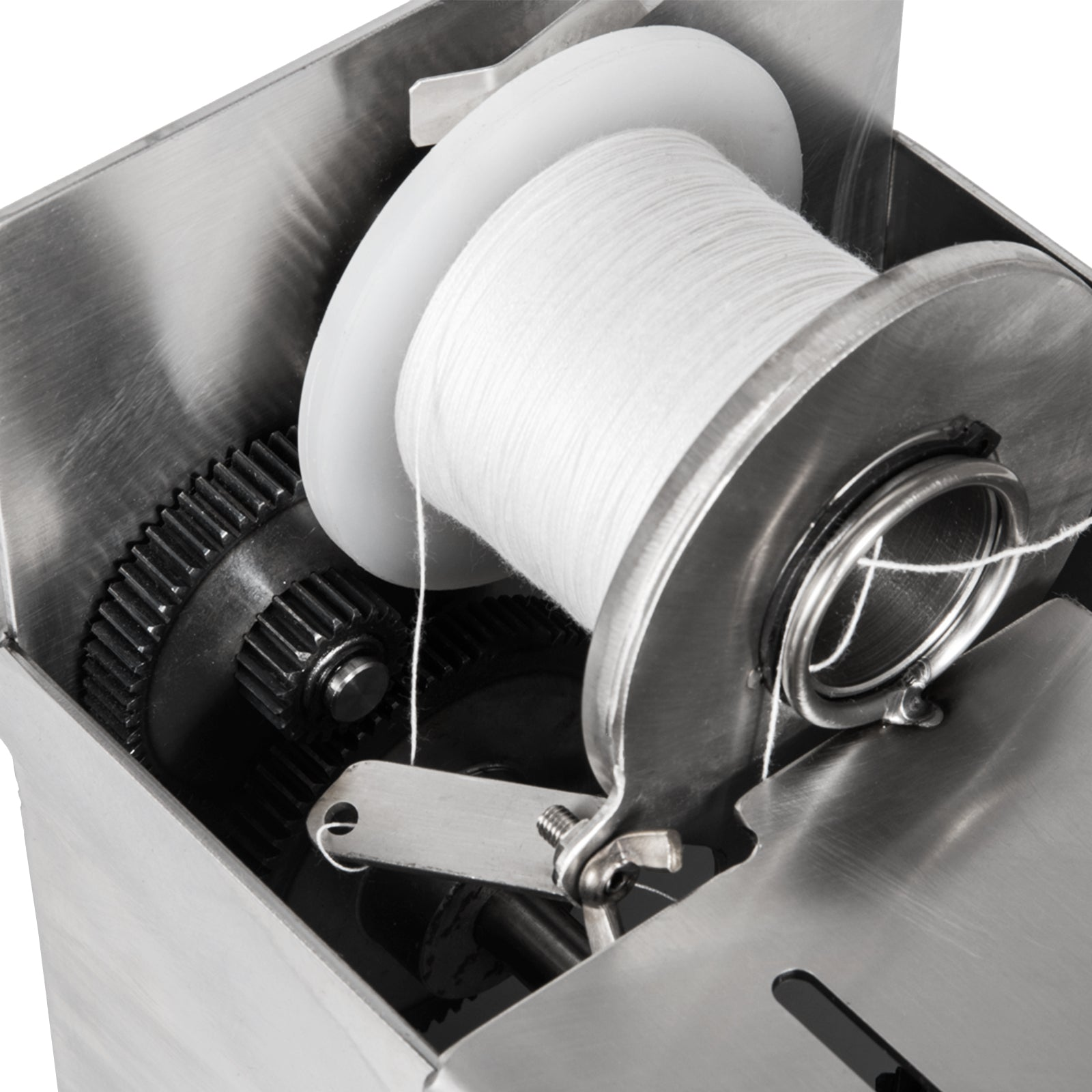 42mm Hand-rolling Sausage Tying And Knotting Machine +3pcs Twine Stainless Steel