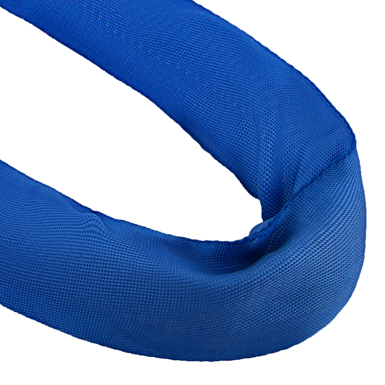 9.8ft Perimeter 17600lbs Endless Round Lifting Sling Steel Strap Industrial