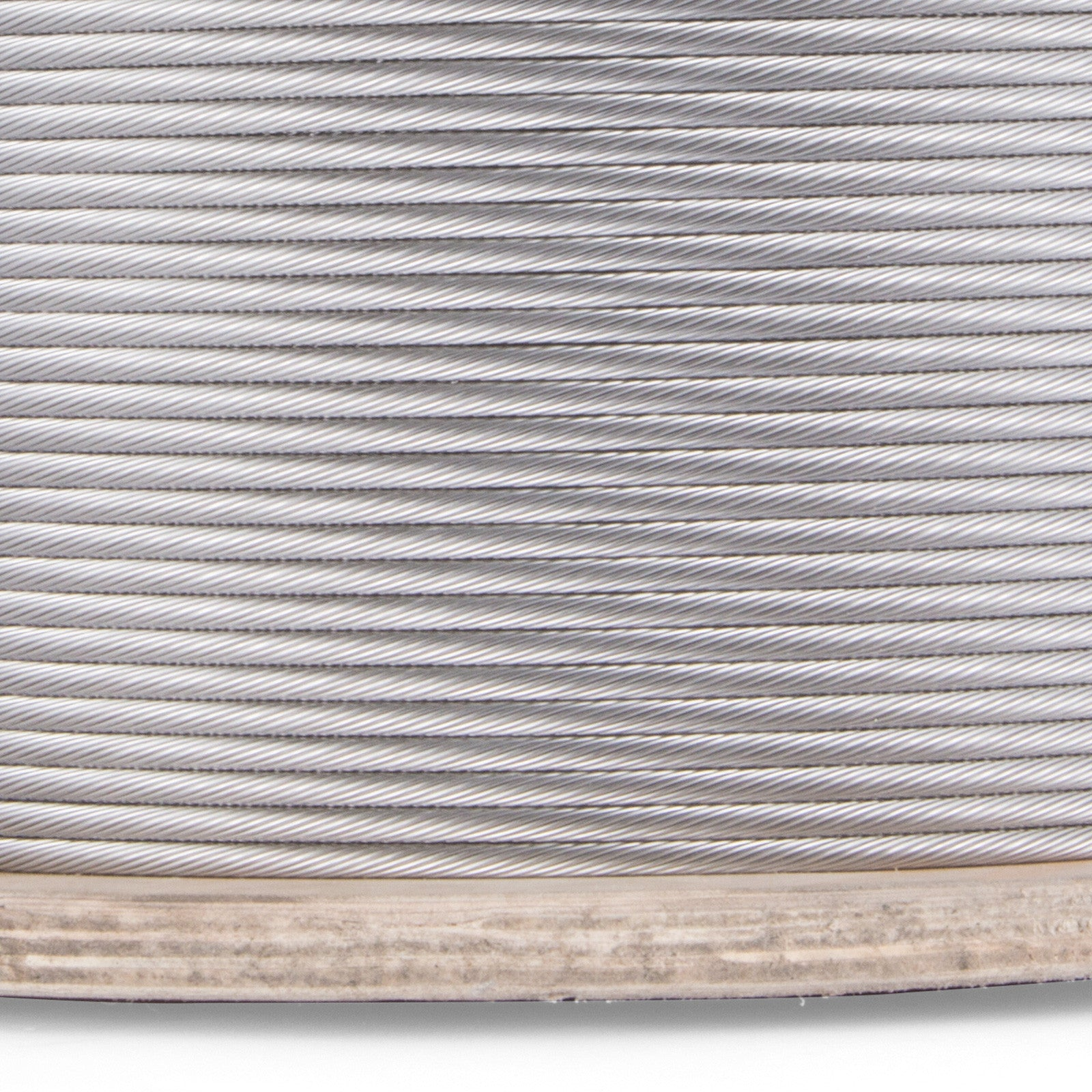 3/16 Stainless Steel Cable Wire Rope 1x19 Type 316 (1000 Feet)
