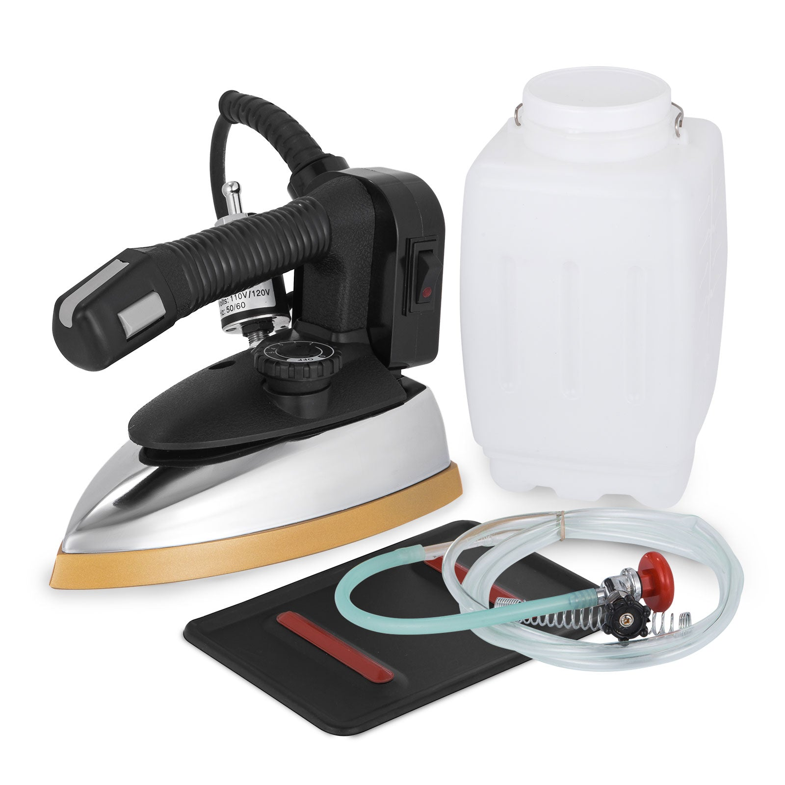 Gravity Feed Steam Iron Model Teflon Shoe & Filter Teflon Shoe And Demineralizer