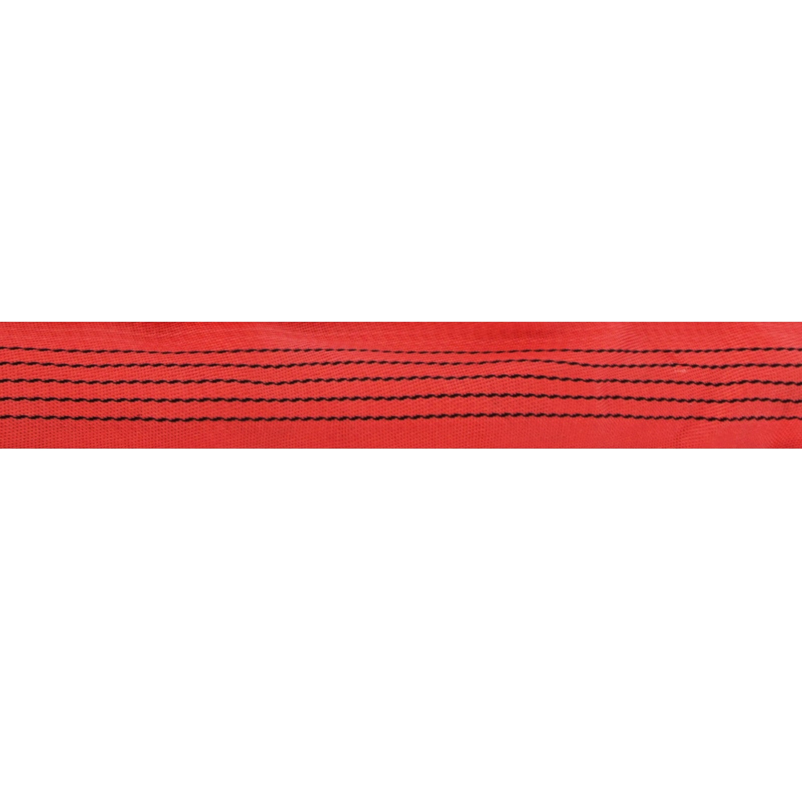 Red Endless Round Lifting Sling 9.8' 11000lbs Heavy Duty