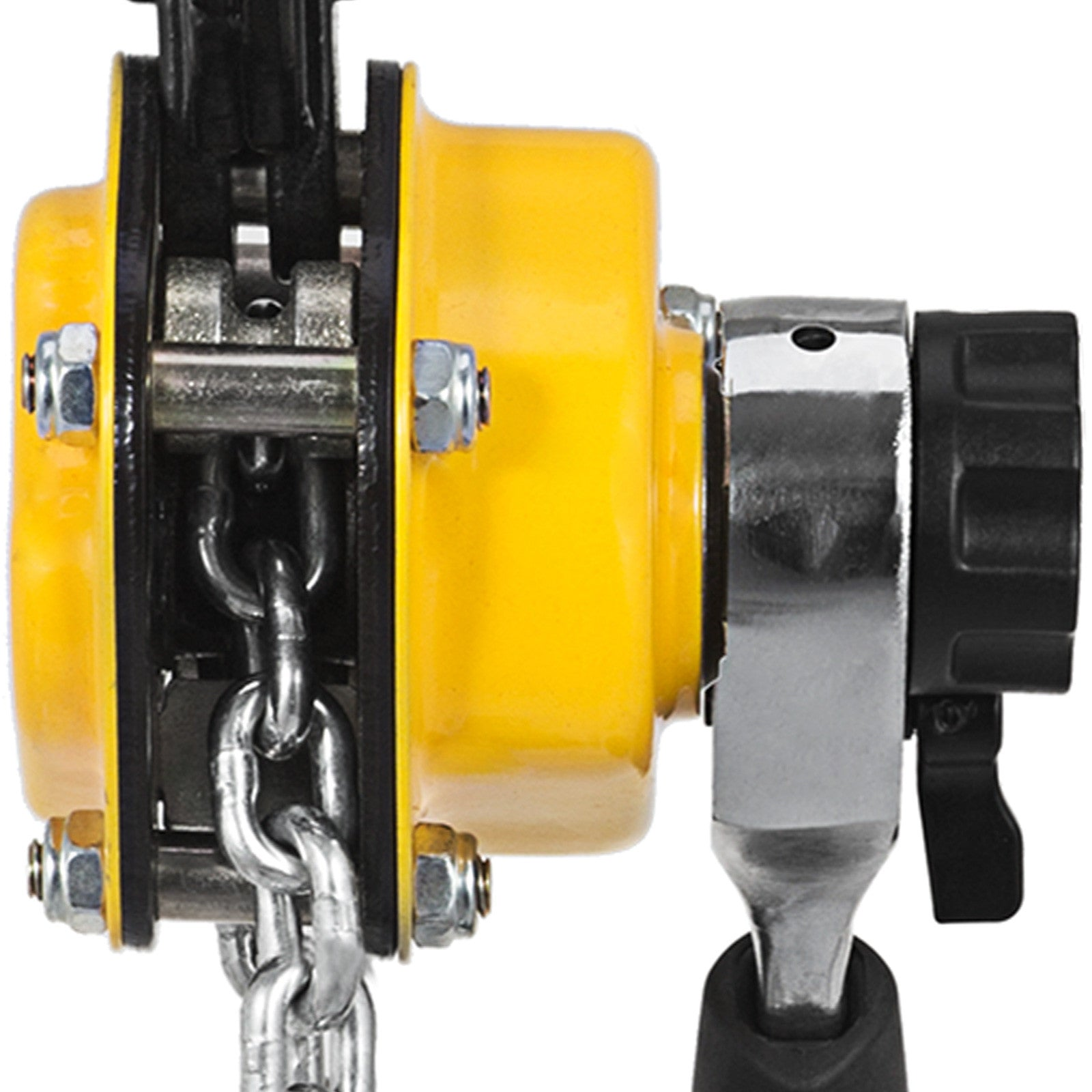 Manual Lever Chain Hoist 1100lbs 1/2 Ton Capacity- 20ft 6m Lift