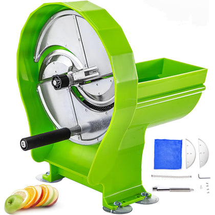 Fruit Vegetable Slicer Cutter Machine Scallion Onion Chopper Shredder 3pcs/time