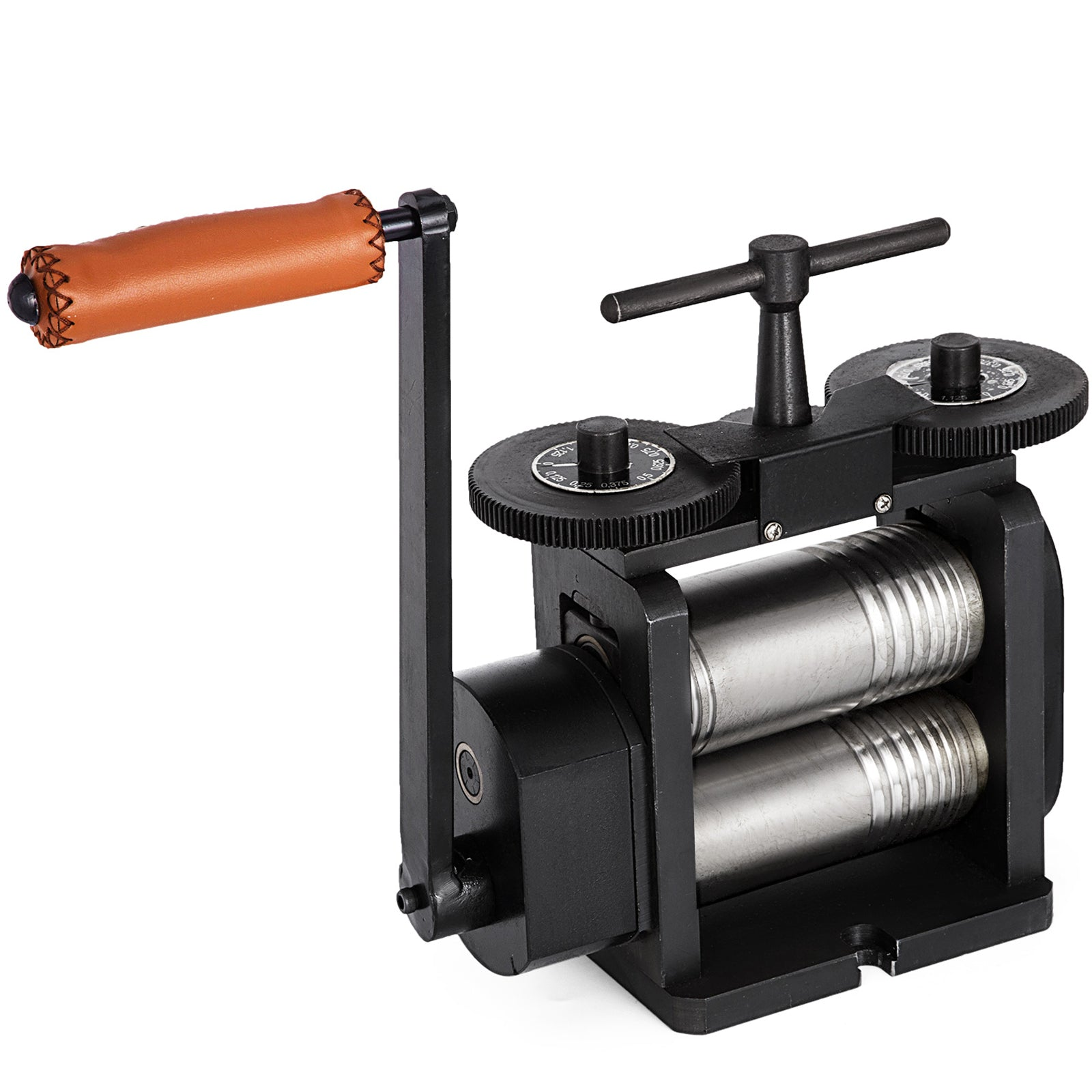 Flat Rolling Mill Machine Manual 110mm Metal Jewelers Crafts People Hot Pro