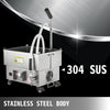 Lf5-jy(d) 22l 44lbs Oil Capacity Oil Filtration System Fryer Filter Machine 110v