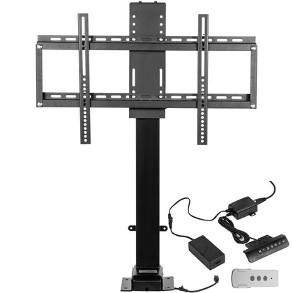 "Tv Lift Motor For 37"" ~ 65"" Tvs Height Adjustable W/ Remote Controller"