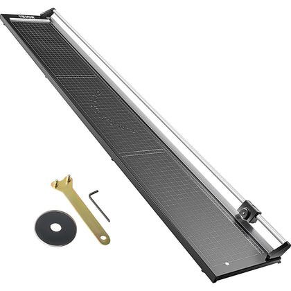 Vevor Precision Paper Trimmer Rotary Paper Trimmer 79 Inch Manual Paper Cutter