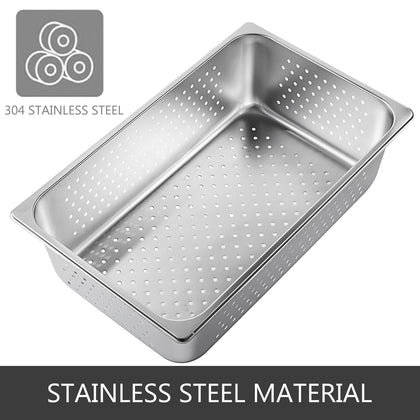 Perforated Steam Table Pan Hotel Full Size 6