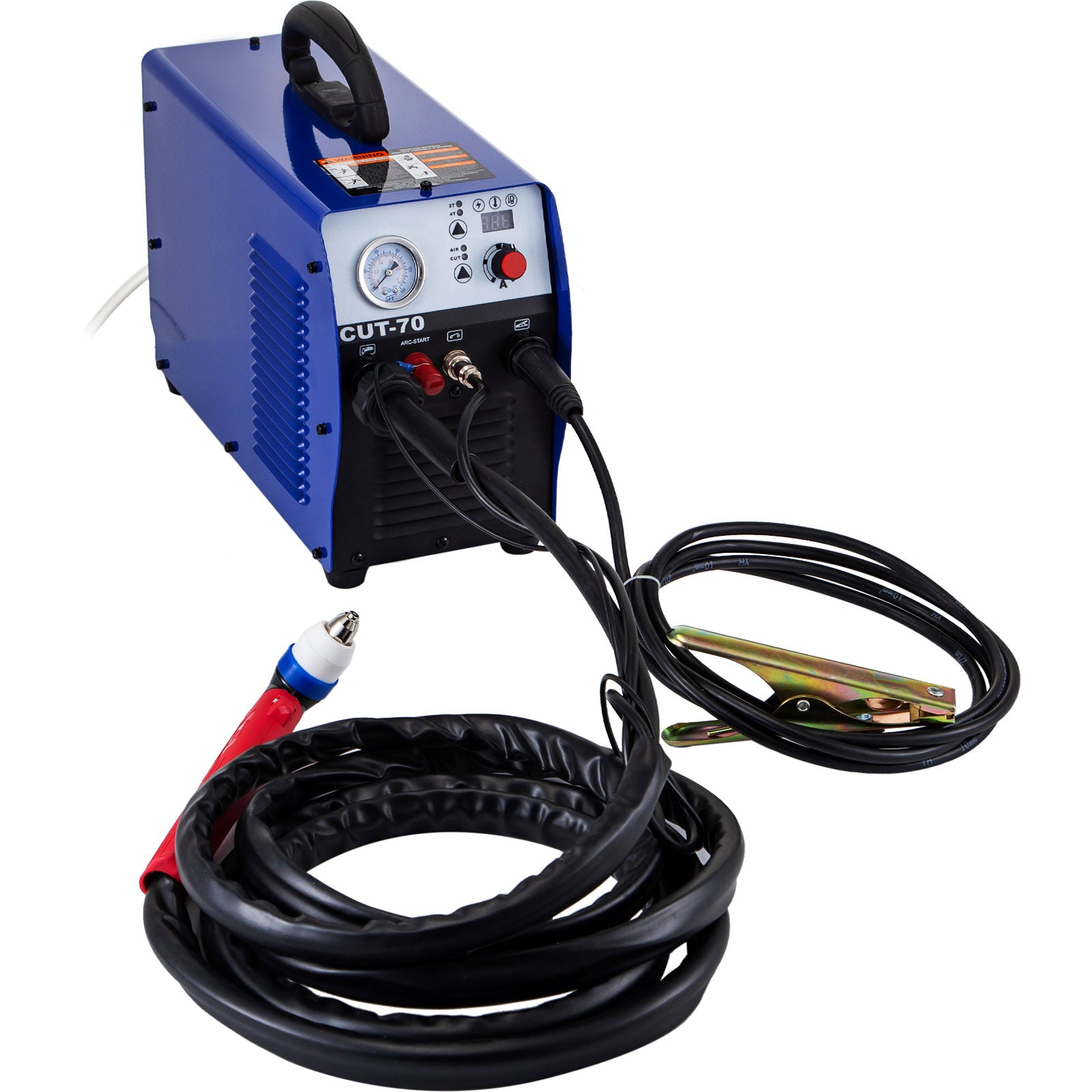 Plasma Cutter Cut-70 70 Amp Non-touch Pilot Arc Air Plasma Cutter Inverter 220v