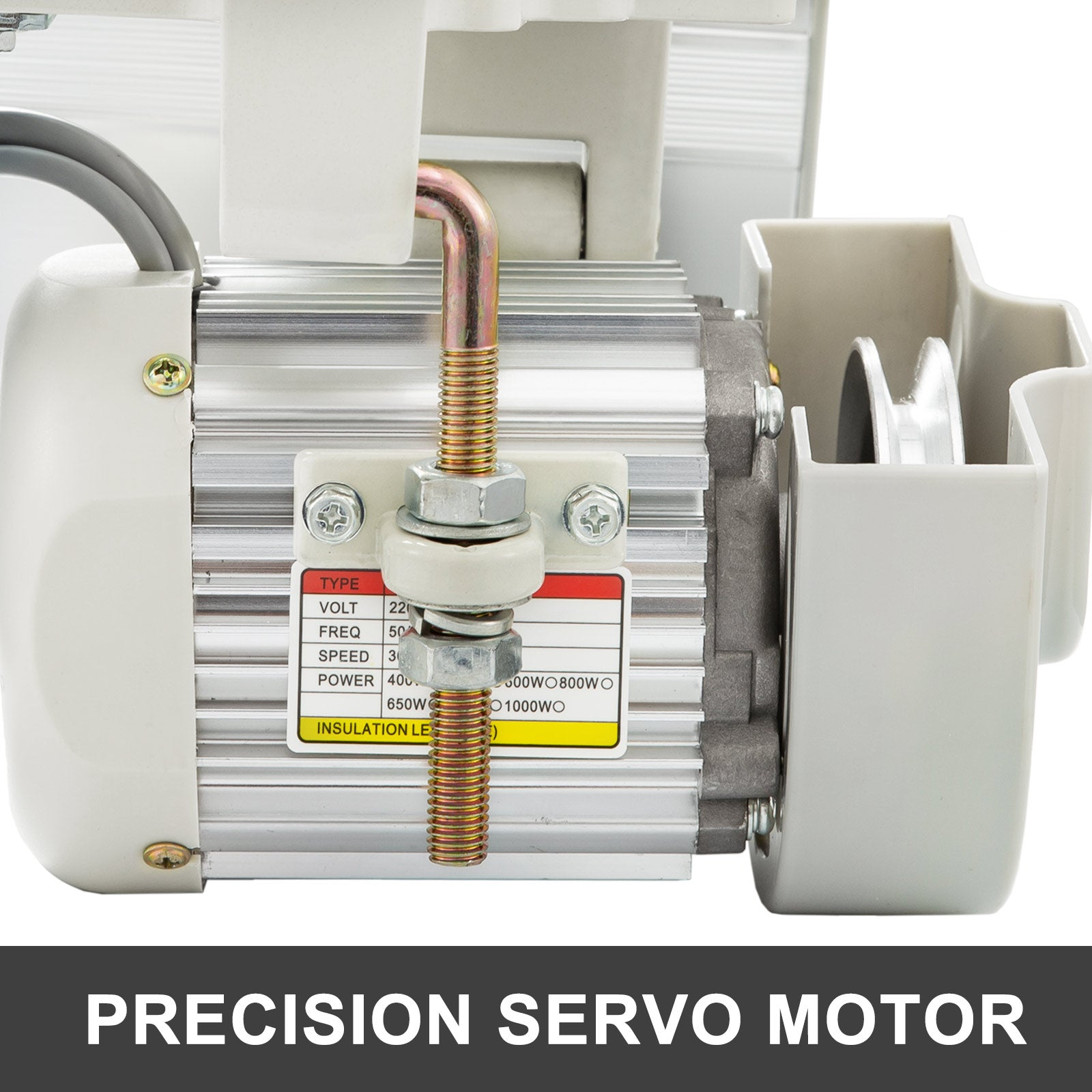 Sewing Servo Motor Servo Motor For Sewing Machine 600w With Needle Positioner