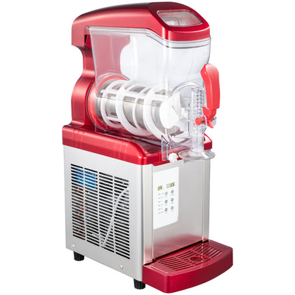 Slushy Machine Daiquiri Machine Commercial 6l Home Slush Machine Single Tank