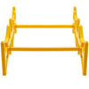 Drum Rack, Stackable, For 3 Steel 55-gallon Drums
